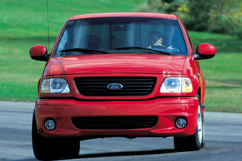 Click here to open the Ford F150 SVT Lightning gallery