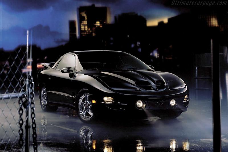 2002 Pontiac Firebird Trans Am WS6 - Images ...