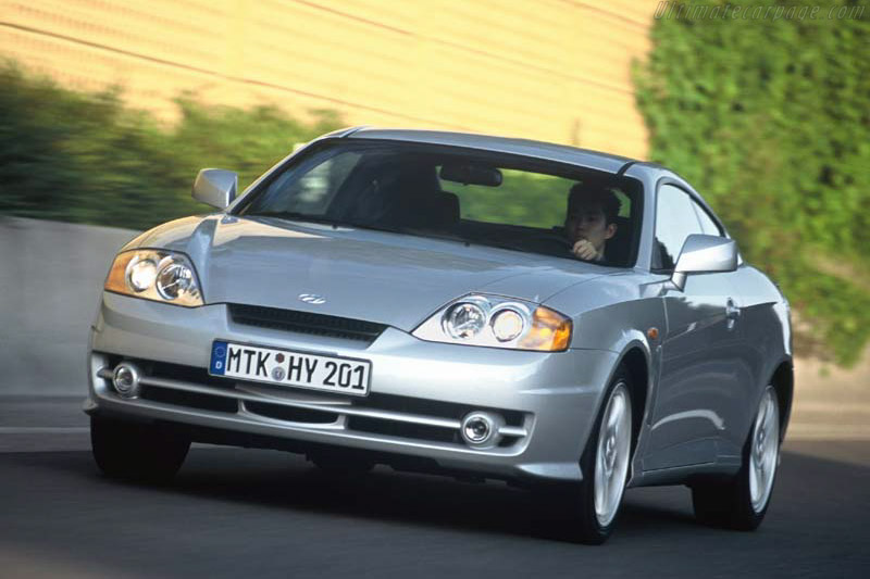 Click here to open the Hyundai Coupe V6 gallery