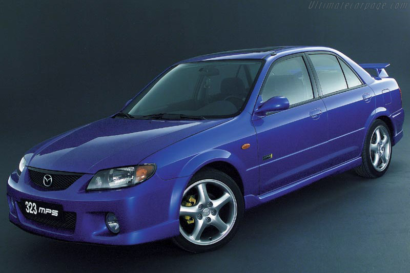 2001 Mazda 323 Mps Images Specifications And Information