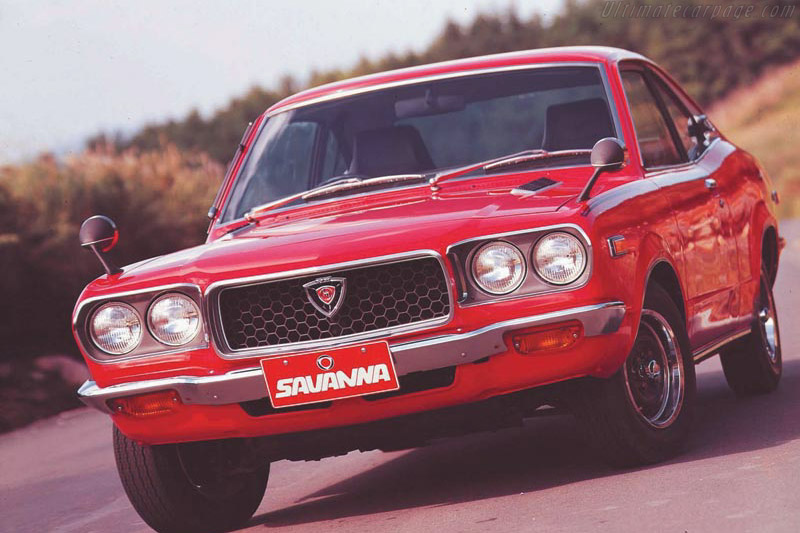 Click here to open the Mazda RX-3 gallery
