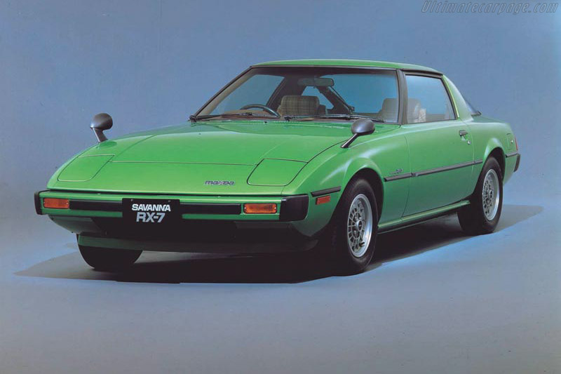 Click here to open the Mazda RX-7 gallery