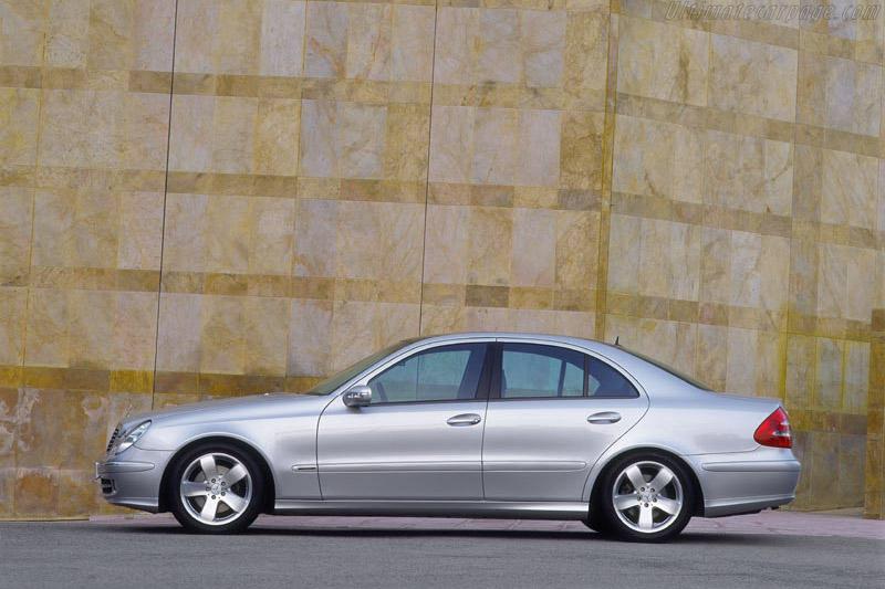 Mercedes-Benz E 320 Avantgarde