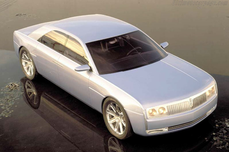 Click here to open the Lincoln Continental Concept gallery