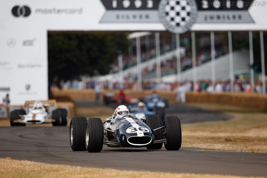 Eagle Mark 1 Weslake - Chassis: 104   - 2018 Goodwood Festival of Speed