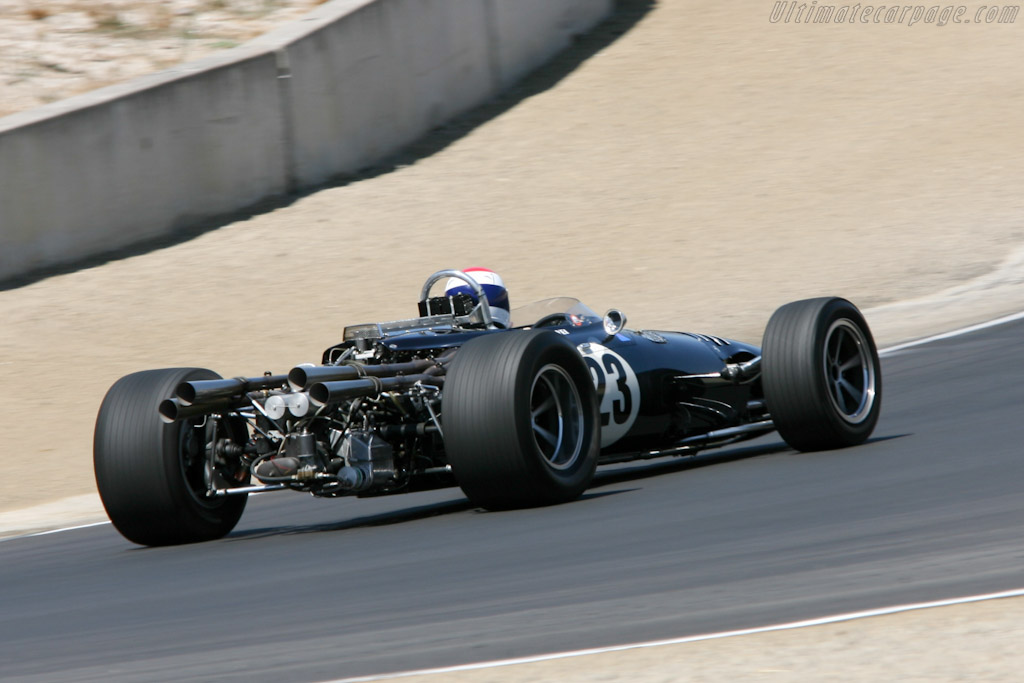 Eagle Mark 1 Weslake - Chassis: 102 - Driver: Bobby Rahal - 2006 Monterey Historic Automobile Races