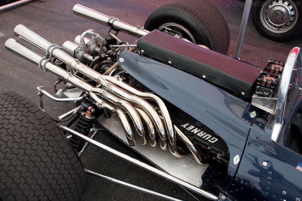 Eagle Mark 1 Weslake - Chassis: 102  - 2010 Monterey Motorsports Reunion