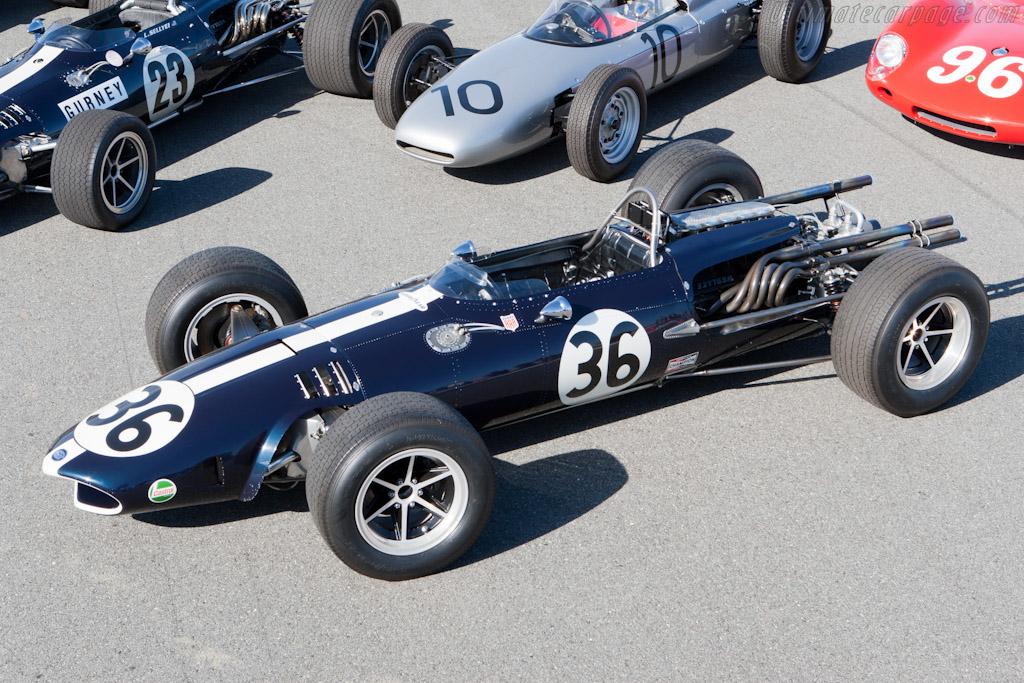 Eagle Mark 1 Weslake - Chassis: 104   - 2010 Monterey Motorsports Reunion