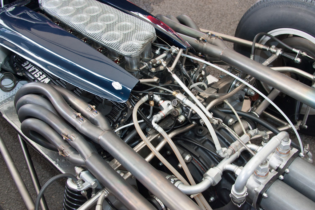 Eagle Mark 1 Weslake - Chassis: 104   - 2012 Goodwood Festival of Speed