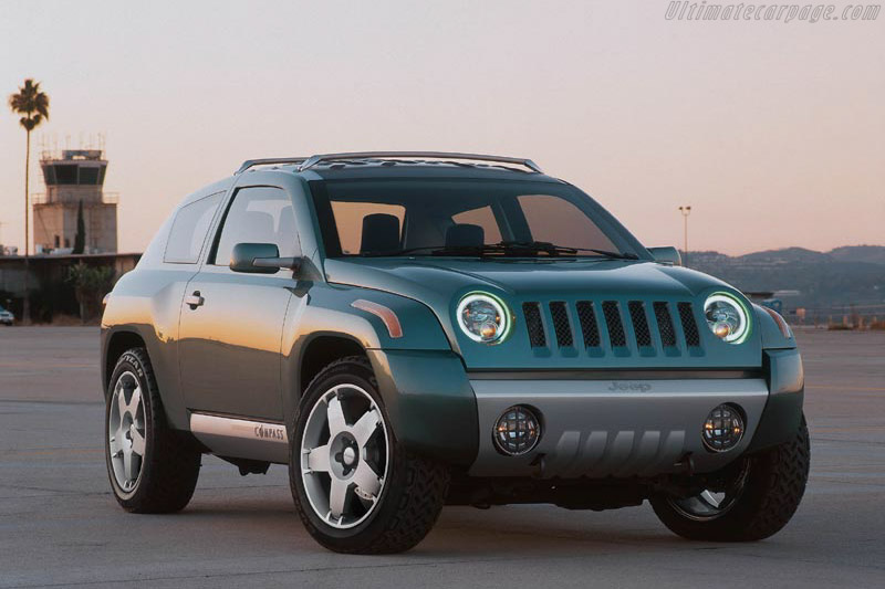 Click here to open the Jeep Compass gallery