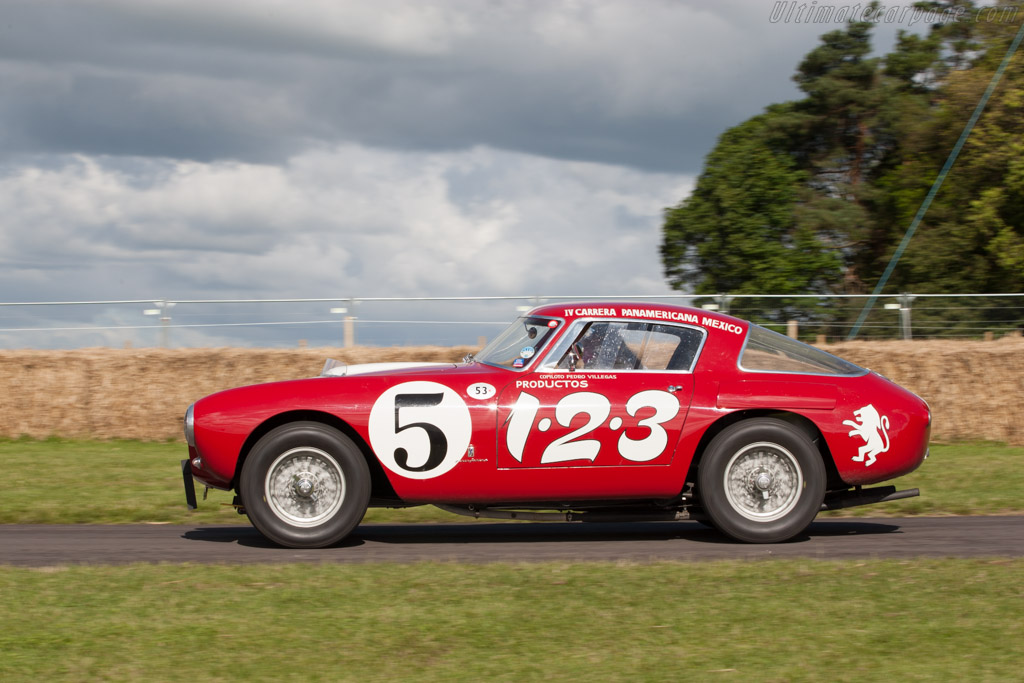 Ferrari 250 MM Pinin Farina Berlinetta - Chassis: 0352MM   - 2012 Goodwood Festival of Speed