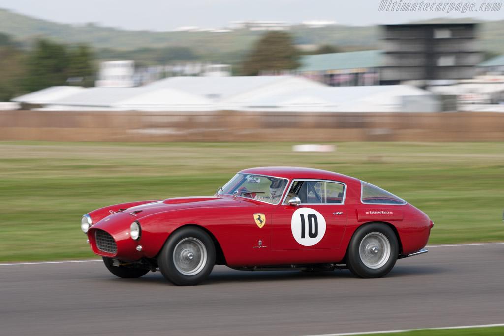 Ferrari 250 MM Pinin Farina Berlinetta - Chassis: 0298MM   - 2011 Goodwood Revival