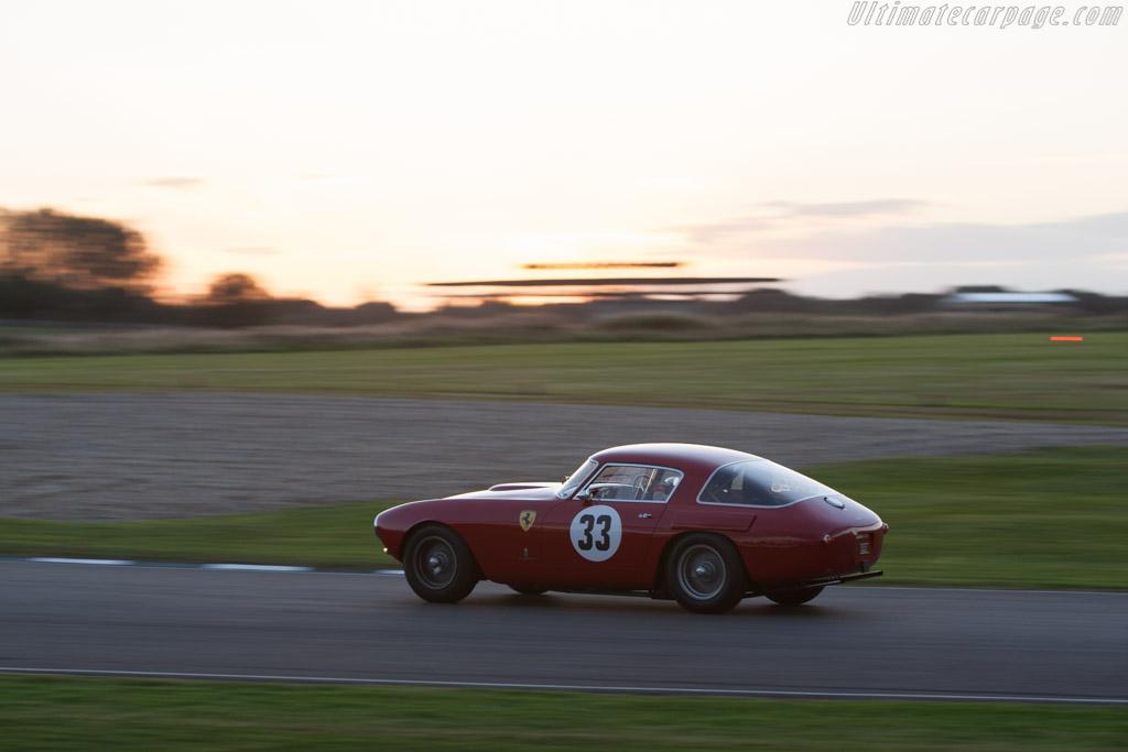 Ferrari 250 MM Pinin Farina Berlinetta - Chassis: 0298MM   - 2012 Goodwood Revival
