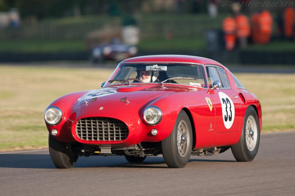 Ferrari Mm Pinin Farina Berlinetta