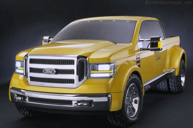 Click here to open the Ford F350 Tonka gallery