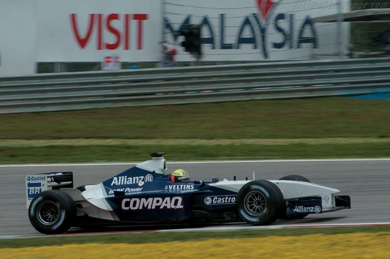 Williams FW24 BMW
