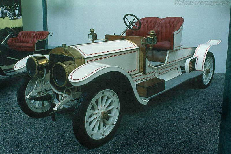 Click here to open the Mercedes 37/70 hp gallery