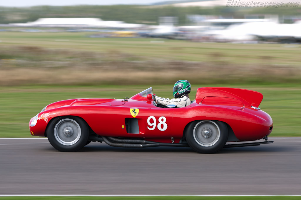 Ferrari 857 Sport Scaglietti Spyder - Chassis: 0588M   - 2011 Goodwood Revival
