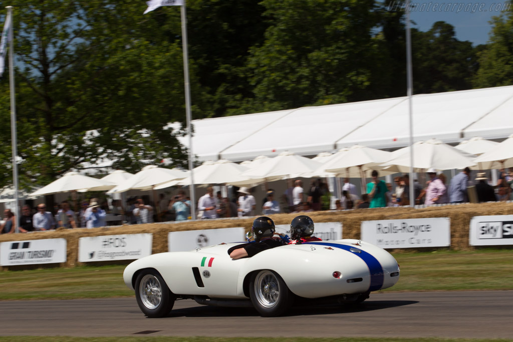 Ferrari 750 Monza - Chassis: 0502M   - 2017 Goodwood Festival of Speed