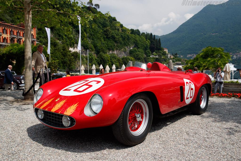 Ferrari 750 Monza - Chassis: 0496M   - 2018 Concorso d'Eleganza Villa d'Este