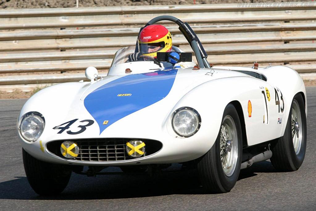 Ferrari 750 Monza - Chassis: 0554M   - 2004 Spa Ferrari/Maserati Days