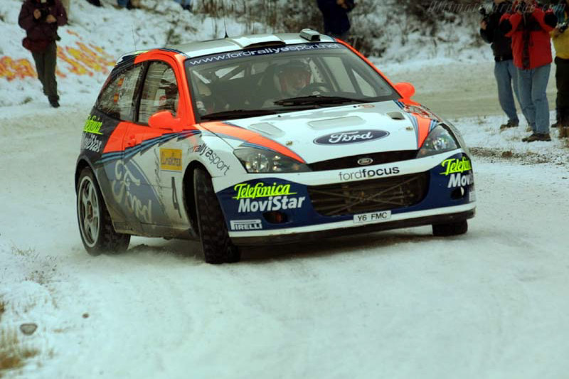 2002 Ford Focus Rs Wrc 02 Images Specifications And Information