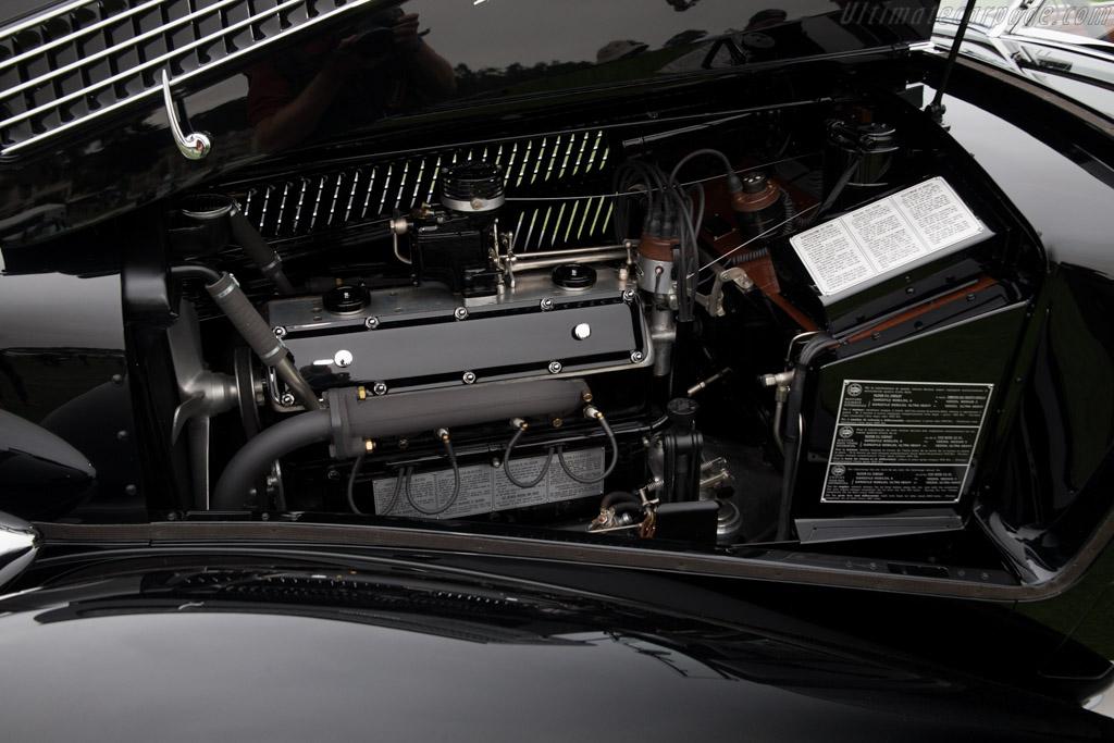 Lancia Astura Pinin Farina 'Bocca' Cabriolet - Chassis: 33-3277   - 2016 Pebble Beach Concours d'Elegance