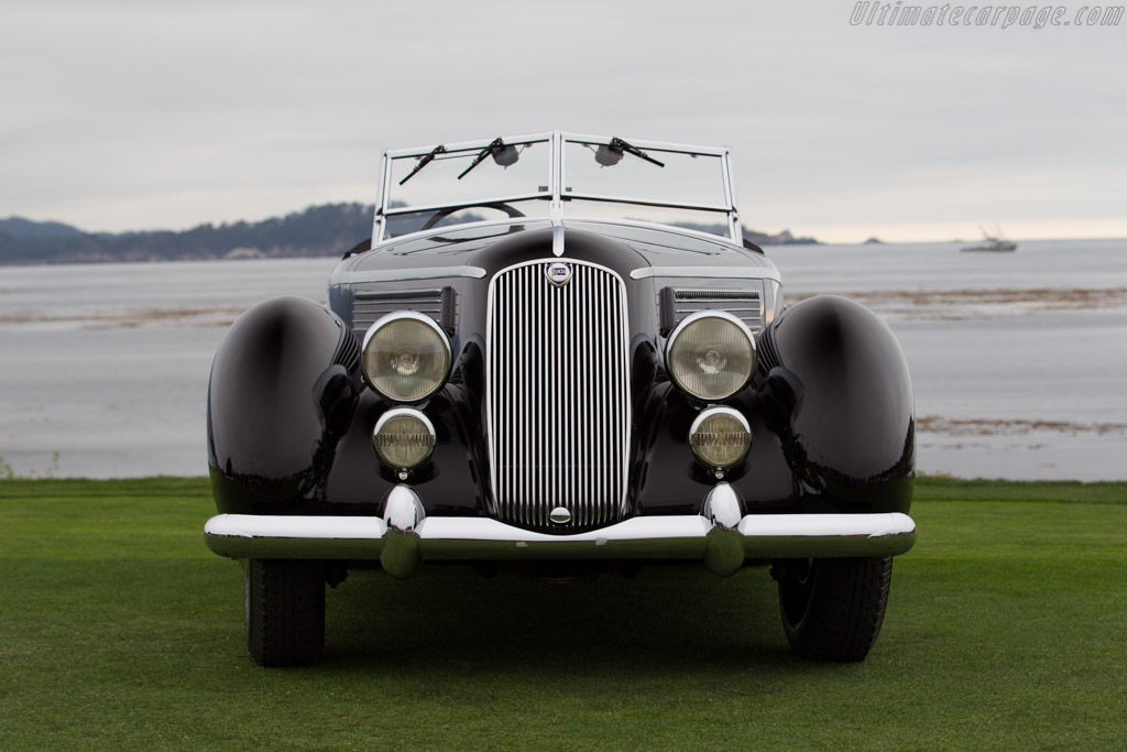 Lancia Astura Pinin Farina 'Bocca' Cabriolet - Chassis: 33-3277   - 2016 Pebble Beach Concours d'Elegance