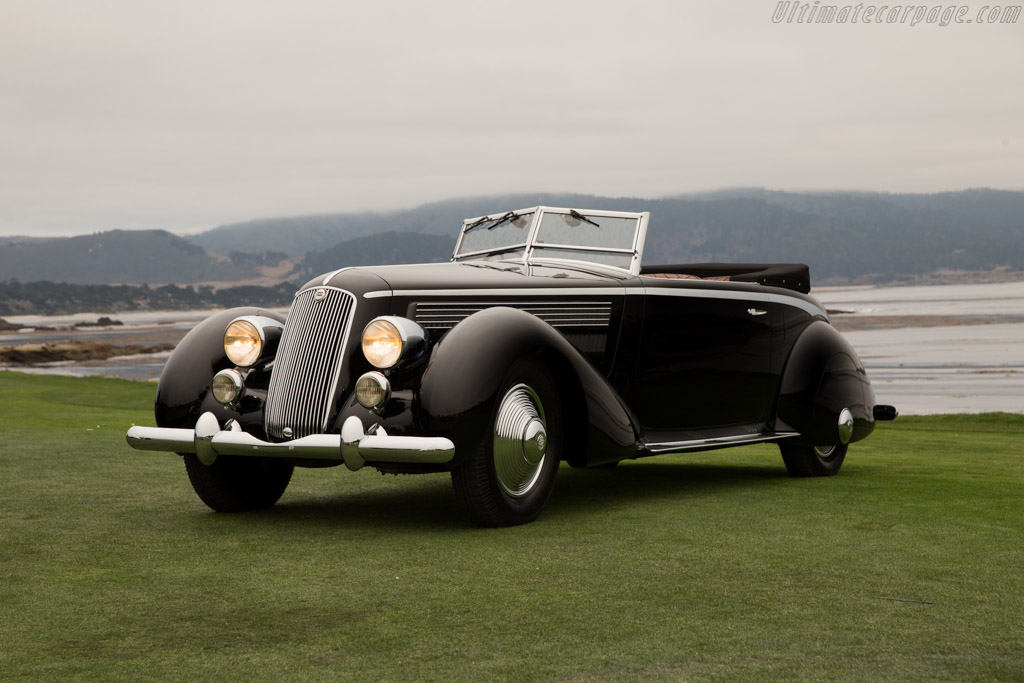 1933 - 1936 Lancia Astura Pinin Farina \'Bocca\' Cabriolet - Images ...