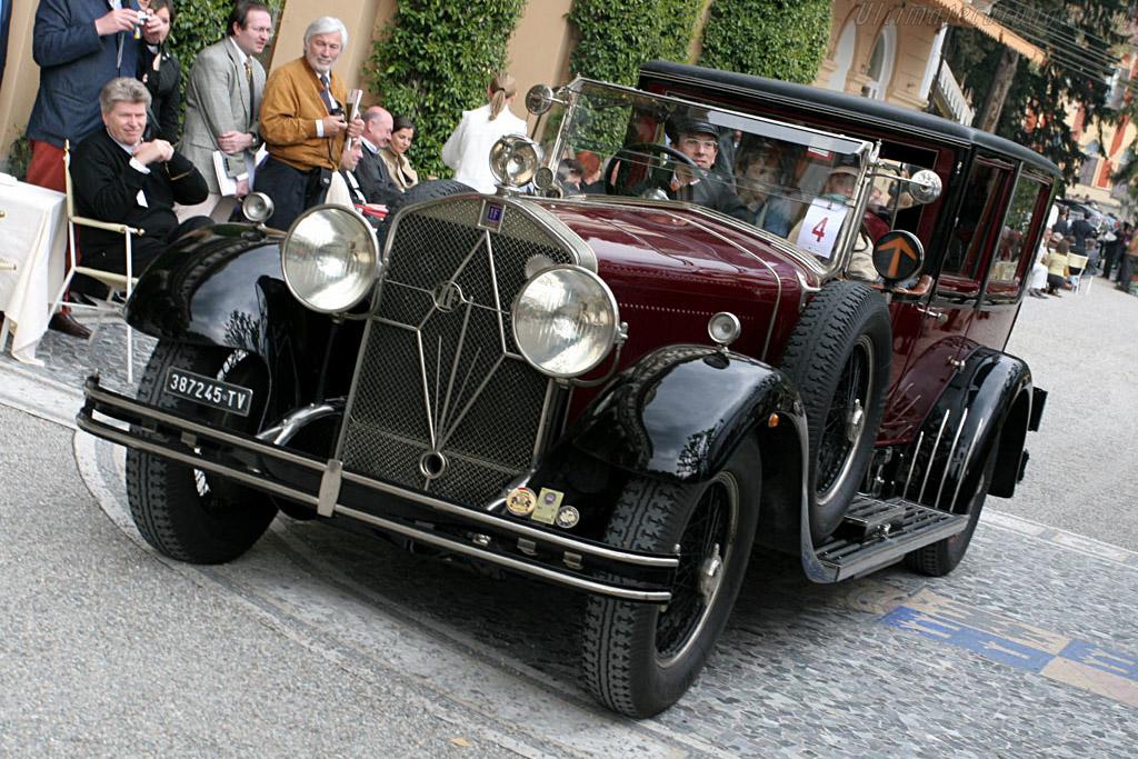 Isotta Fraschini 8A Coupe de Ville - Chassis: ?   - 2005 Concorso d'Eleganza Villa d'Este