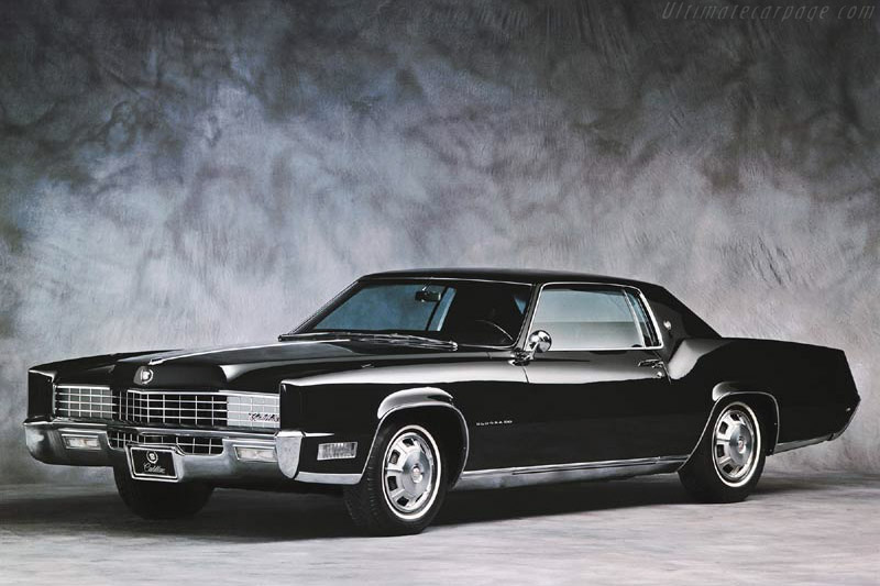 Click here to open the Cadillac Eldorado gallery