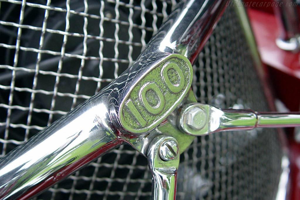 Jaguar SS 100 3.5-litre Roadster    - 2003 European Concours d'Elegance