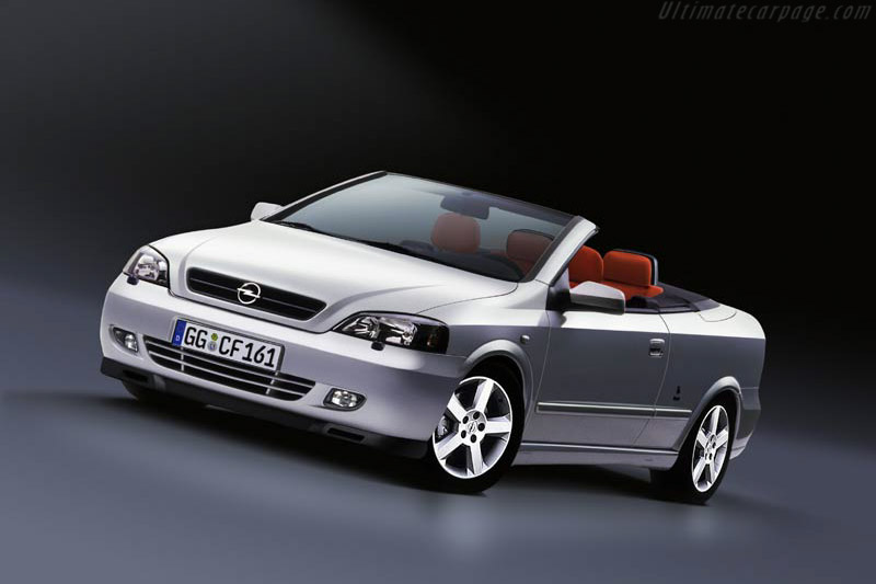 Click here to open the Opel Astra Cabriolet Turbo gallery