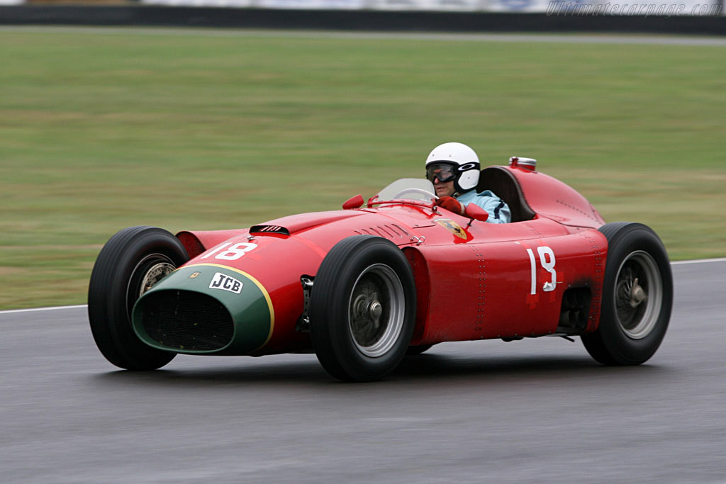 Click here to open the Ferrari Lancia D50 gallery
