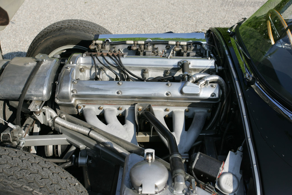 Jaguar XKSS - Chassis: XKSS 716   - 2011 Concorso d'Eleganza Villa d'Este