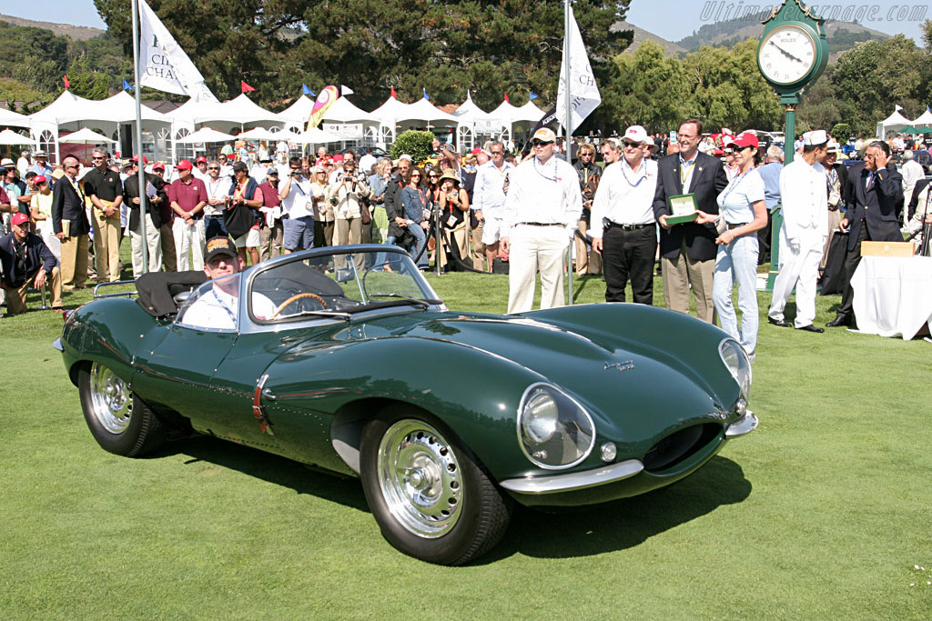 Jaguar XKSS - Chassis: XKSS 713  - 2006 The Quail, a Motorsports Gathering