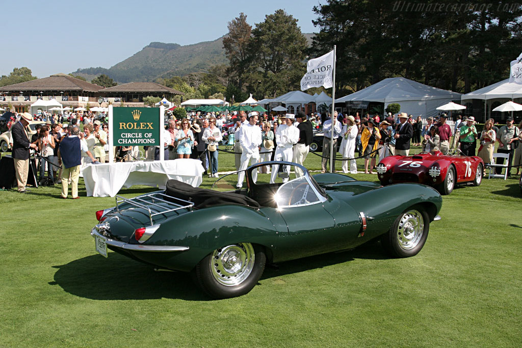 Jaguar XKSS - Chassis: XKSS 713   - 2006 The Quail, a Motorsports Gathering