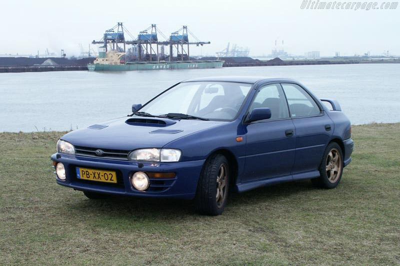 1994 2000 Subaru Impreza Turbo Gt Images