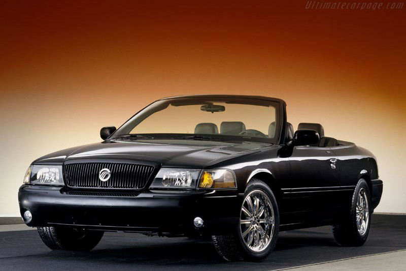 Click here to open the Mercury Marauder Convertible gallery
