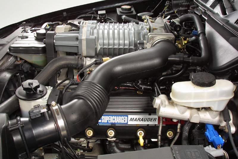 Mercury Marauder Convertible