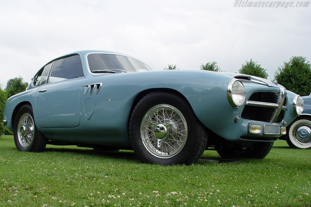 Pegaso Z102 B 3.2 Touring Berlinetta - Chassis: 0102.150.0170   - 2003 European Concours d'Elegance