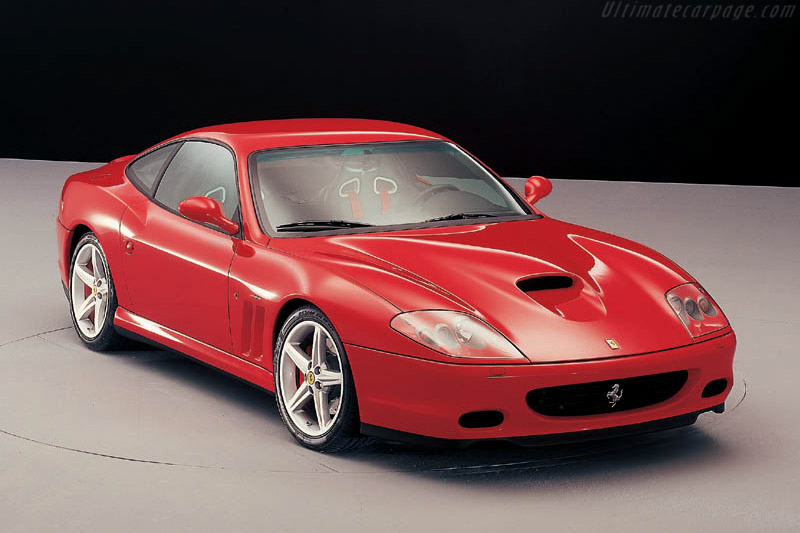 Click here to open the Ferrari 575M Maranello gallery
