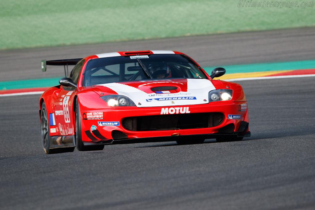 Ferrari 550 GTS Maranello - Chassis: 108612   - 2018 Spa Six Hours
