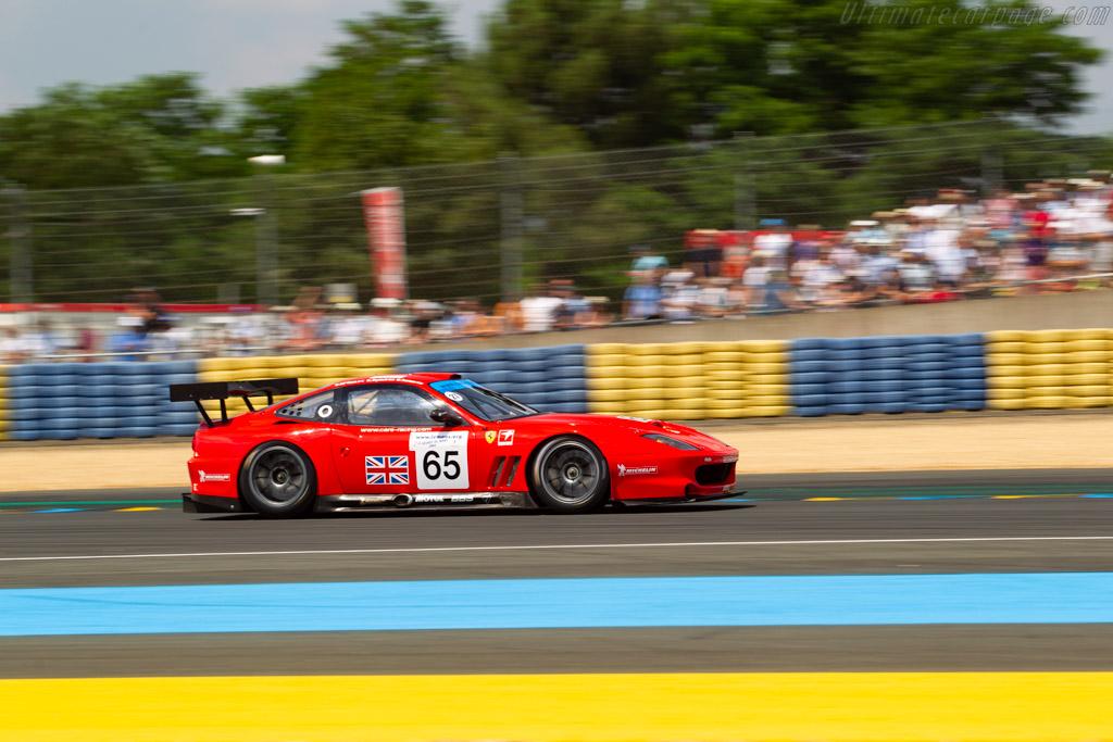 Ferrari 550 GTS Maranello - Chassis: 113136  - 2018 Le Mans Classic