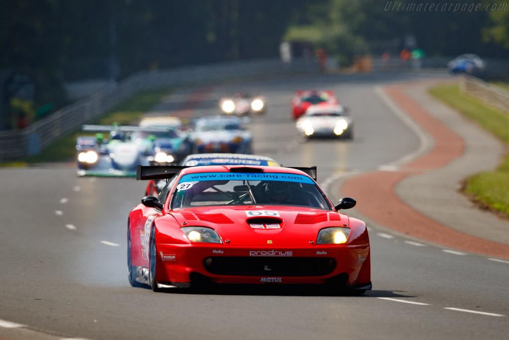 2001 - 2004 Ferrari 550 GTS Maranello - Images