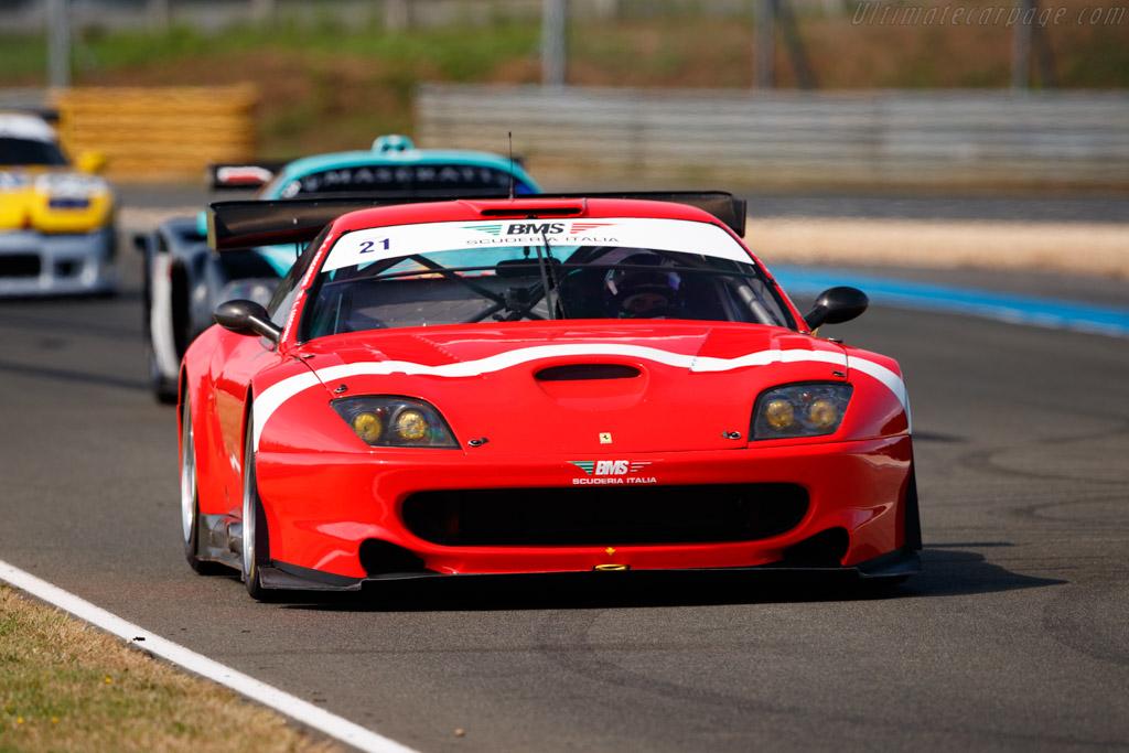 Ferrari 550 GTS Maranello - Chassis: 107617   - 2018 Le Mans Classic