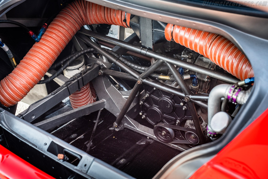 Ferrari 550 GTS Maranello