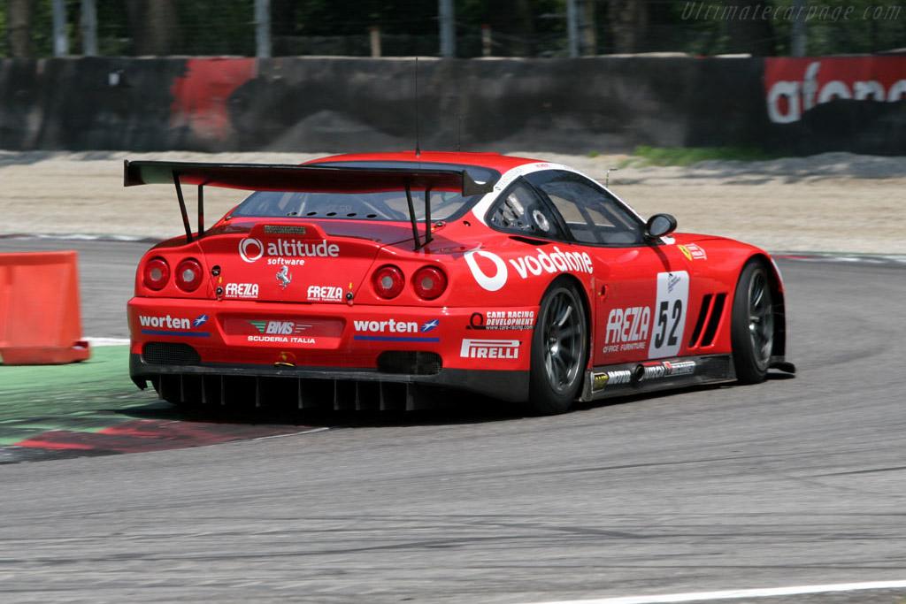 Ferrari 550 GTS Maranello - Chassis: 114946   - 2005 Le Mans Series Monza 1000 km
