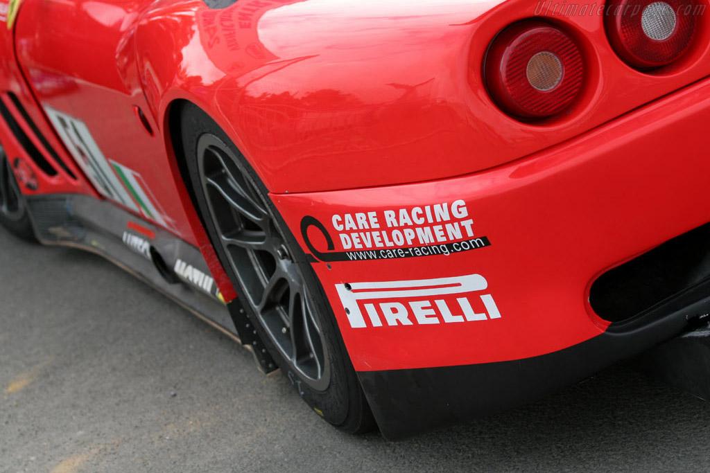 Ferrari 550 GTS Maranello - Chassis: 108391   - 2005 Le Mans Test