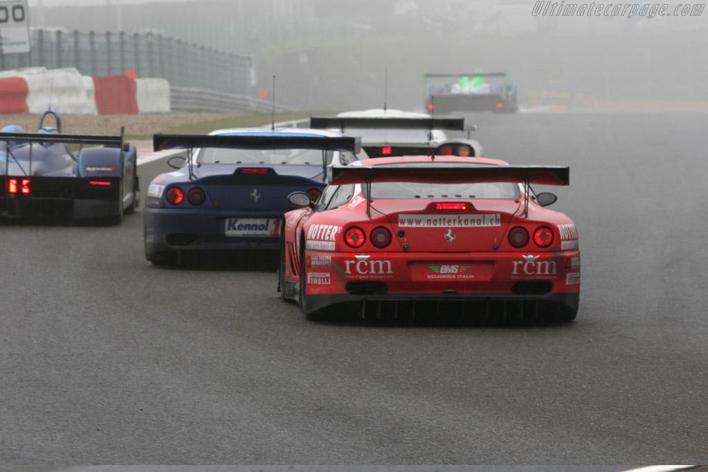 Ferrari 550 GTS Maranello - Chassis: 108391   - 2005 Le Mans Endurance Series Spa 1000 km